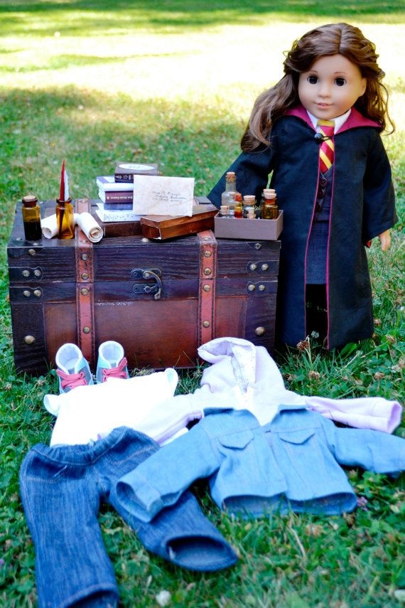 Custom Harry Potter Dolls Part 1